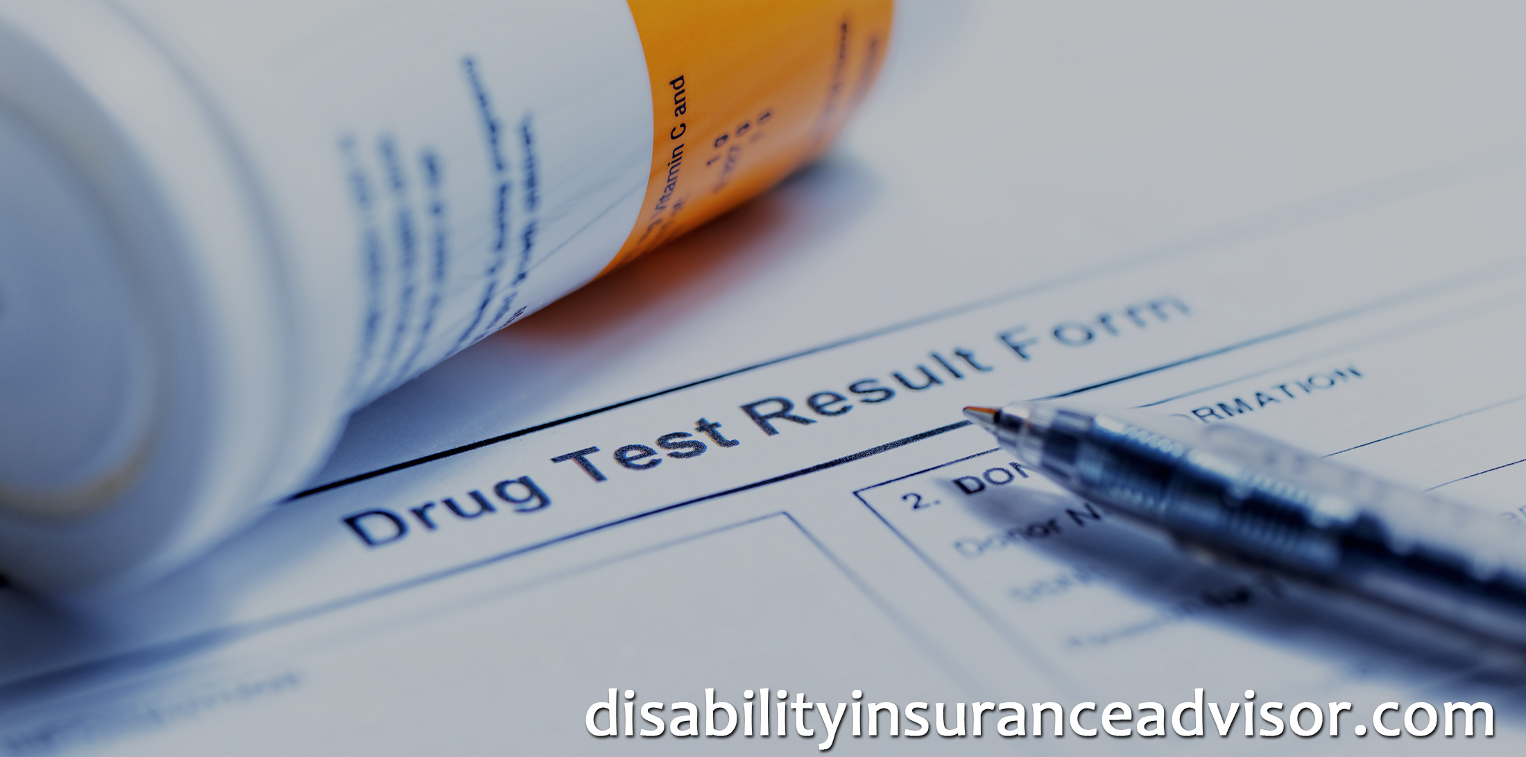 Why Do I Need A Blood And Urine Test To Buy Disability Insurance