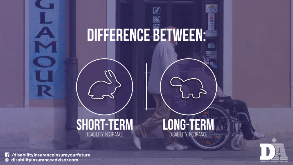 Difference between Short-term And Long-term Disability Insurance
